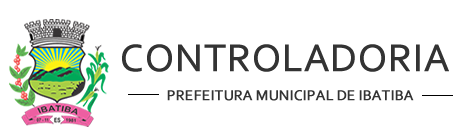 PREFEITURA MUNICIPAL DE IBATIBA - ES - CONTROLADORIA INTERNA